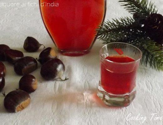 Liquore ai fichi d'India