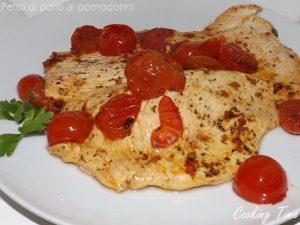 pollo ai pomodorini