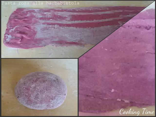 Pasta rosa